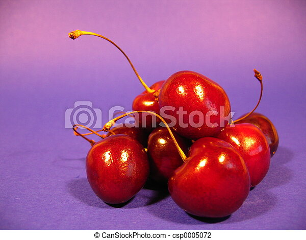 Dark Cherries II - csp0005072
