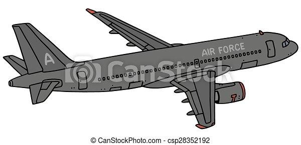 Dark jet - csp28352192