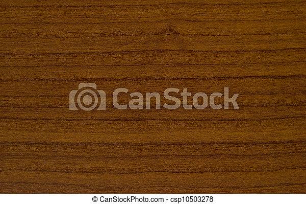 Dark wood background - csp10503278