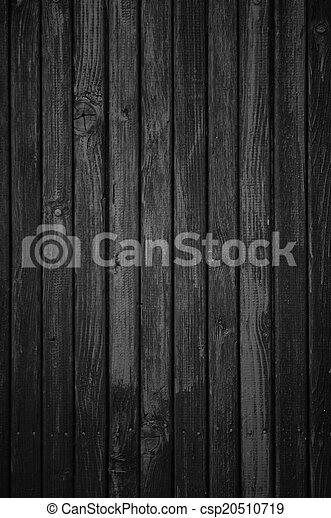 Dark Wood Background - csp20510719
