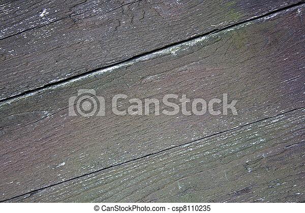dark wood background - csp8110235