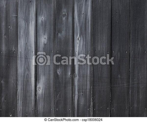 Dark Wood Background - csp18006024