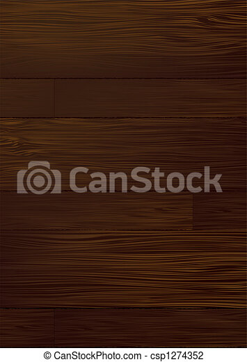 dark wood grain - csp1274352