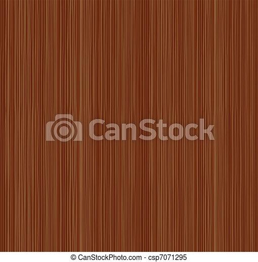 Dark Wood Vector Background Or Pattern Brown Wood Pattern Or
