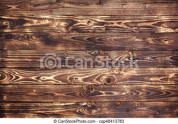 Dark Wooden Background Rustic Wood