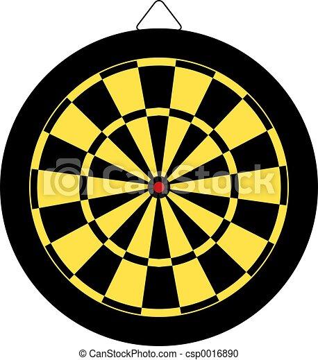 Dartboard - csp0016890