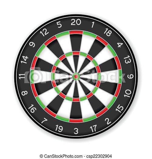 dartboard - csp22302904