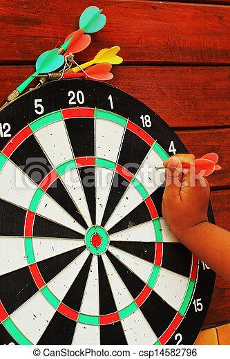 darts. - csp14582796