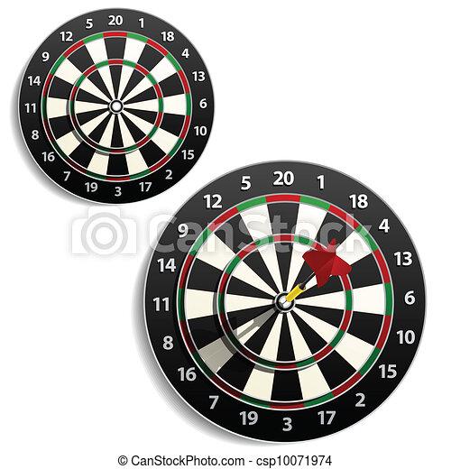 Darts set - csp10071974