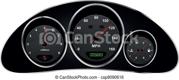 Dashboard Car Illustration Of Dashboard Of Car Clip Art Vector - Car image sign of dashboardcar dashboard icons stock photospictures royalty free car