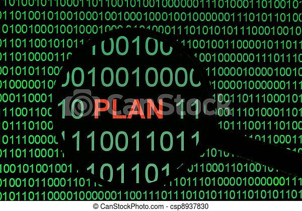Plan en eso binario - csp8937830