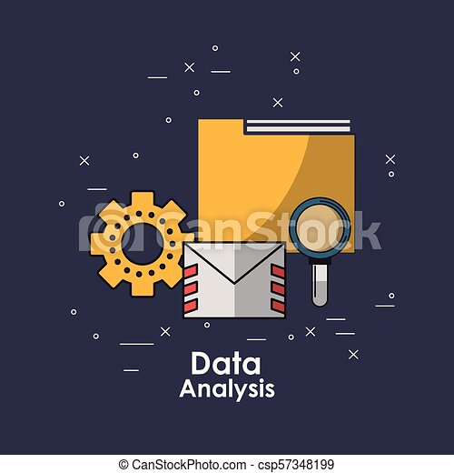 Data analysis concept - csp57348199
