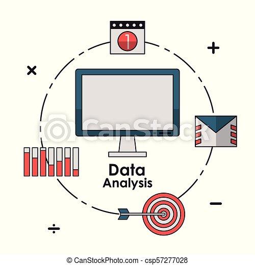 Data analysis concept - csp57277028