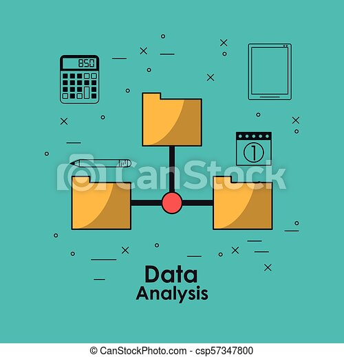 Data analysis concept - csp57347800