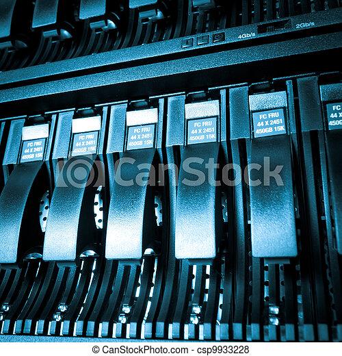 Data center detail - csp9933228