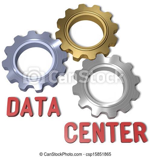 Data center technology network - csp15851865