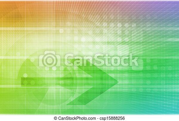 data, netværk - csp15888256