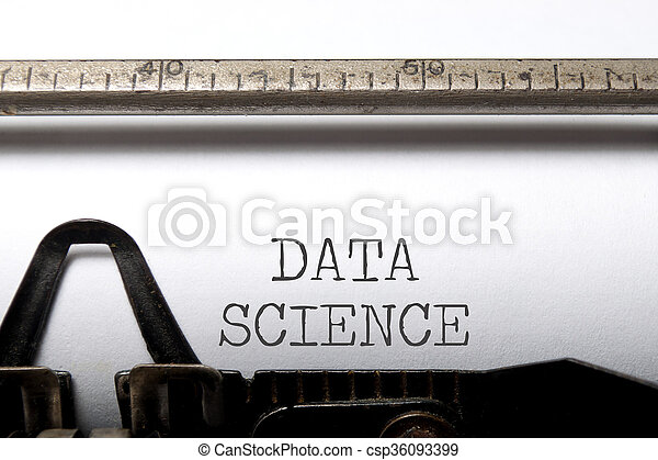 Data science - csp36093399