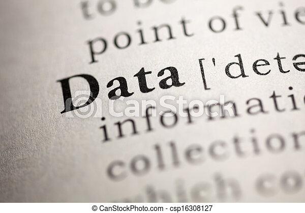 Data - csp16308127