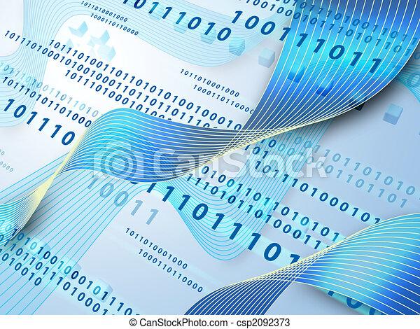 Data streams - csp2092373