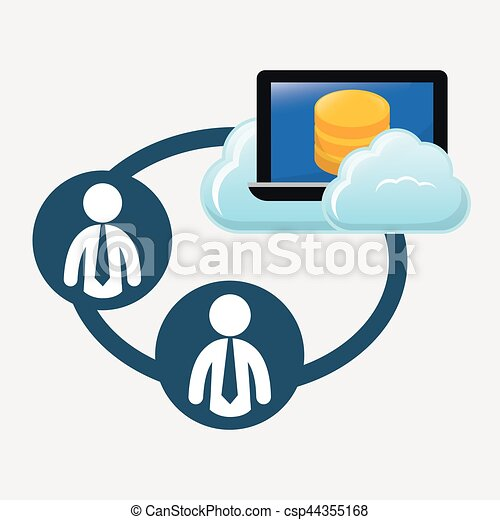 database hosting icon image design vector illustration clip art rh canstockphoto ca clipart database table database clipart powerpoint