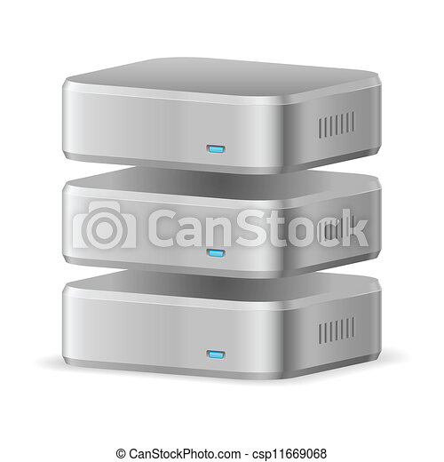Database icon - csp11669068