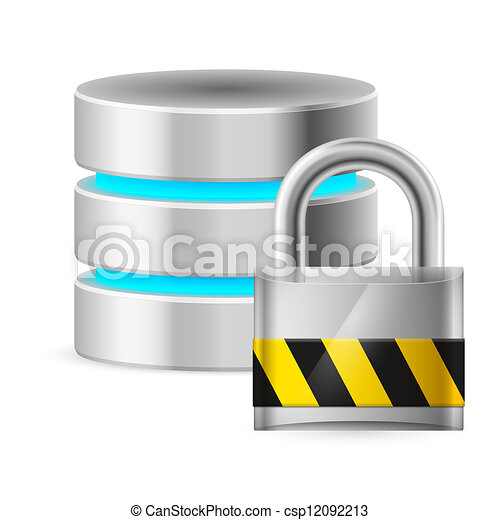 Database icon off - csp12092213