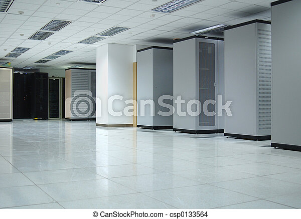 datacenter interior - csp0133564