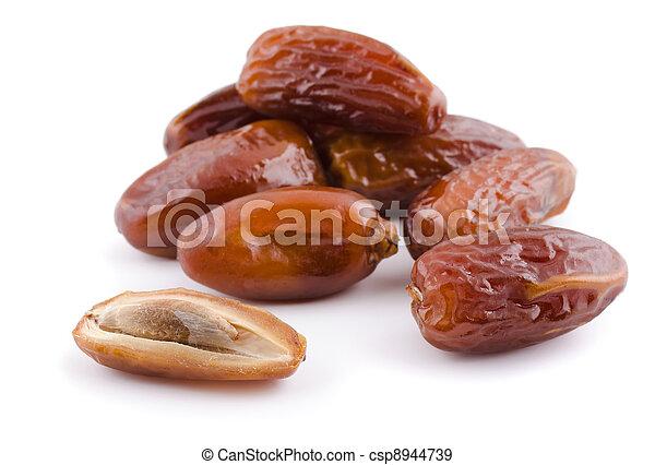 Date fruit - csp8944739