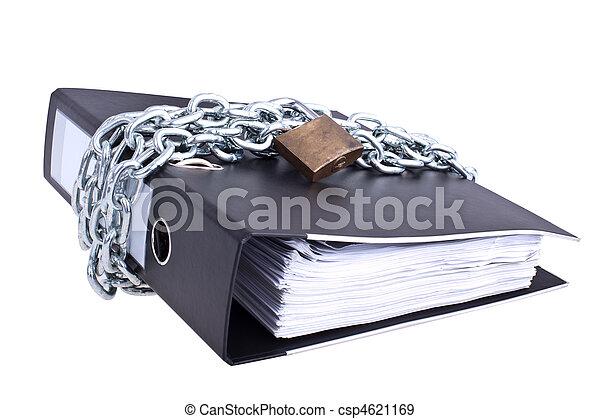 Datensicherheit - csp4621169