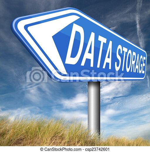 Datenspeicher Logo