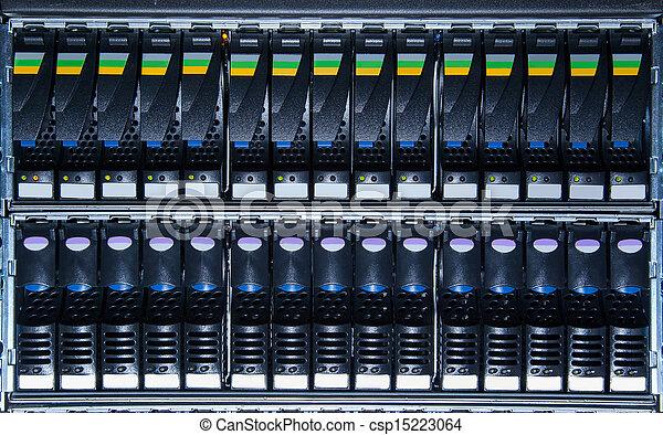 Sistema de almacenamiento en el centro de datos - csp15223064