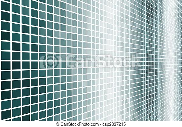 datos, energía, cuadrícula, red, futurista - csp2337215