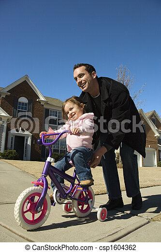 daughter., 父 - csp1604362