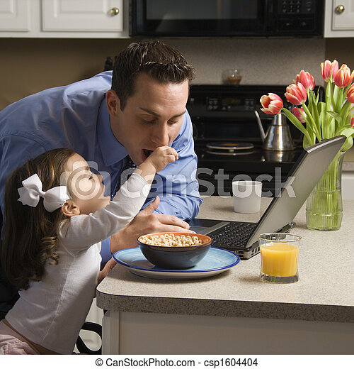 daughter., 父 - csp1604404