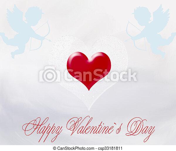 day., petite amie, heureux - csp33181811