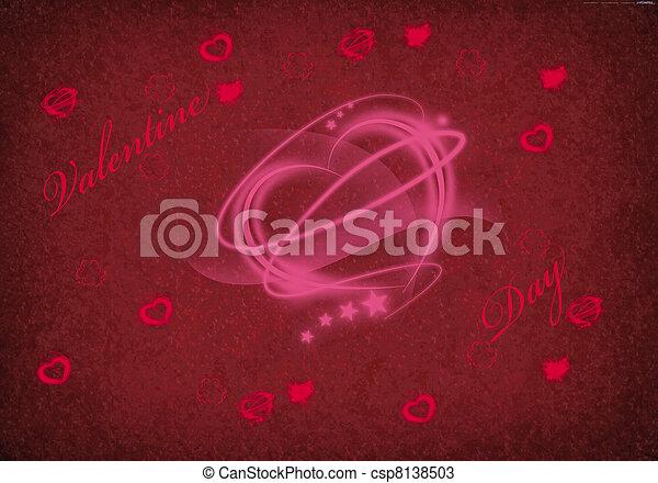 day., valentine?s - csp8138503