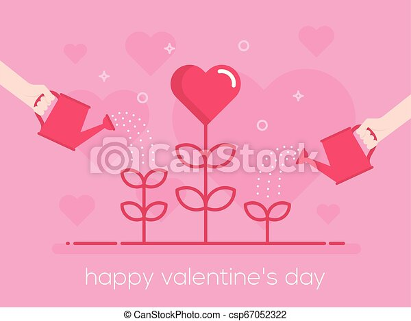 day., valentines - csp67052322