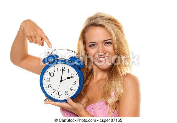 Daylight-saving time, Uhrumstellung winter daylight saving time - csp4407165