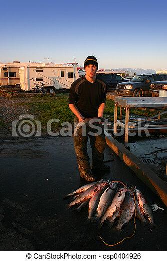 Day's Catch - csp0404926