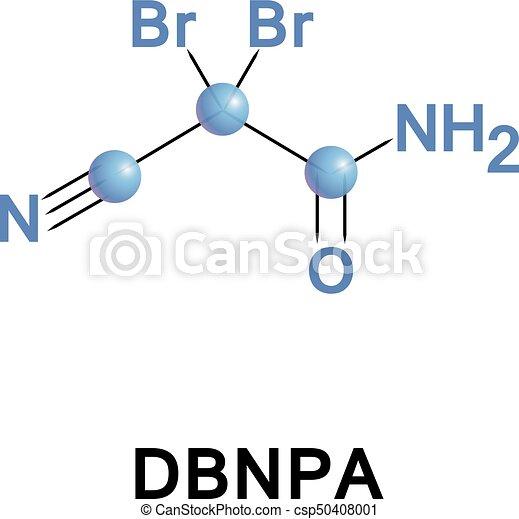 DBNPA or dibromonitrilopropionamide - csp50408001