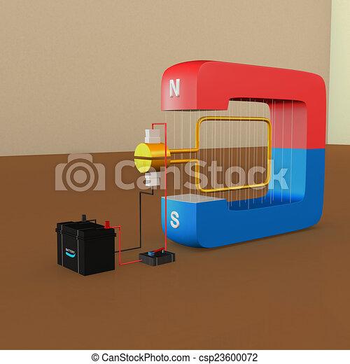 DC Generator - csp23600072