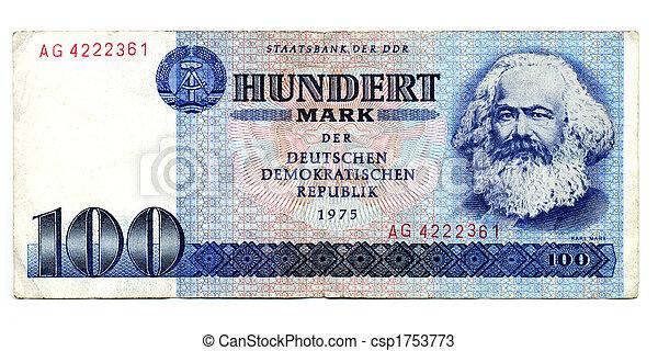 billet de banque non marque