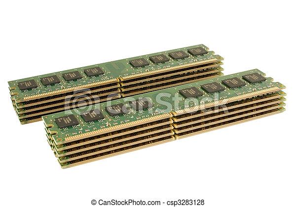 DDR2 Memory Modules 2 - csp3283128