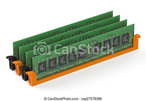 DDR4 memory modules - csp27578396