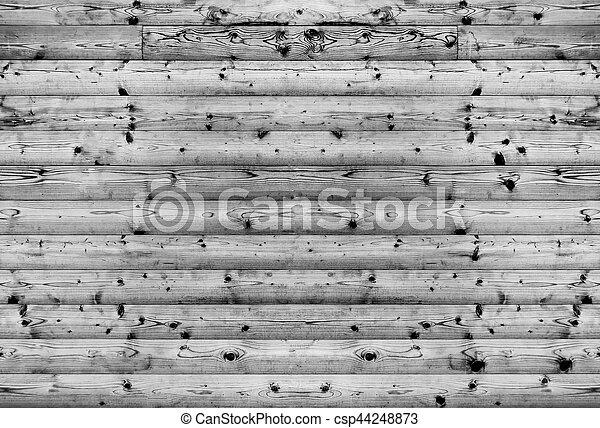 Trasfondo de textura en blanco y negro - csp44248873