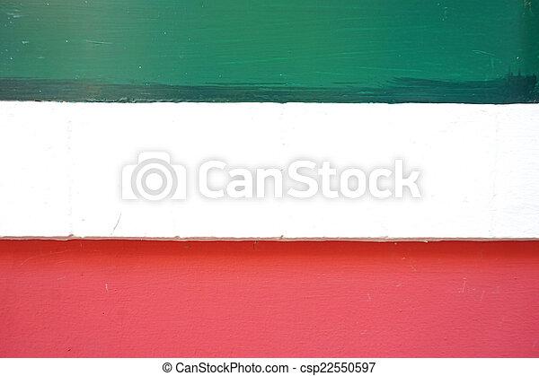 Colorido fondo de madera - csp22550597