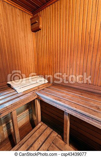 Imagen de de madera interior paredes sauna shelves - Madera para sauna ...