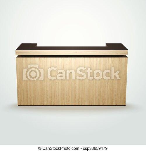 Recepción de madera - csp33659479