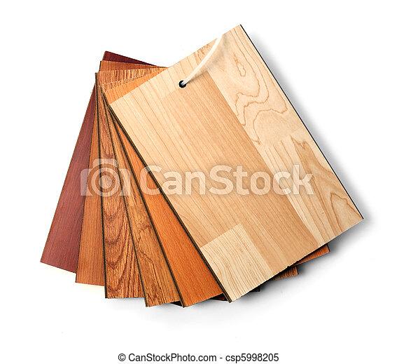 Un paquete de madera laminado - csp5998205
